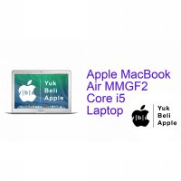 Ready Stock BNIB Macbook Air 2016 13' MMGF2 Core i5 SSD 128GB RAM 8GB