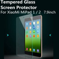 [globalbuy] Transparent Tempered Glass Screen Protector for XiaoMi Tablet for Mi Pad 2 7.9/3548390