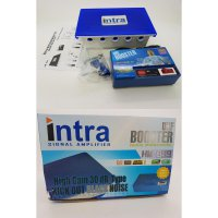 Booster Antenna TV INTRA HM-999 , penguat sinyal TV digital & analog