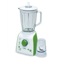Turbo Blender Glass By Philips EHM-8098 (Hijau) (00040.00028)