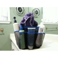Shower Caddy 8 pocket/ Toilet Organizer 8 kantong/ tempat sabun