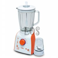 Turbo Blender Plastik by Philips EHM-8099 (Orange) (00040.00026)