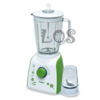 Turbo Blender Plastik By Philips EHM-8099 (Hijau) (00040.00025)