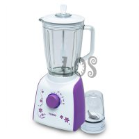 Turbo Blender Plastik By Philips EHM-8099 (Ungu) (00040.00024)
