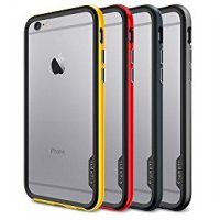 SGP Neo Hybrid Ex Plastic Case for iPhone 6 Plus (OEM) - Yellow Gold