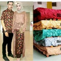 Couple Batik Azkia Brukat