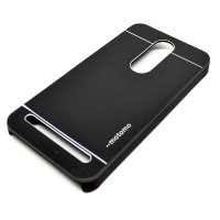 TORU Motomo Aluminium Case for Asus Zenfone 2 ZE551ML - Black