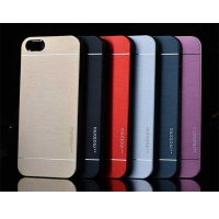 TORU Motomo Aluminium Case for iPhone 6 Plus - Dark Blue