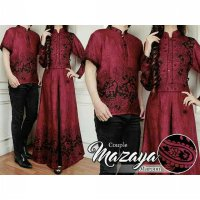 Baju couple -Baju batik couple-Baju muslim couple