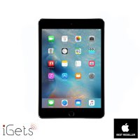 iPad Mini 4 64GB Wifi + Cellular Space Grey ( Garansi 1 Tahun )