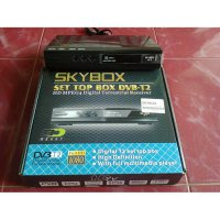 Set Top Box DVB-T2 merk Skybox with HDMI