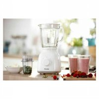 Peralatan Rumah PHILIPS BLENDER BELING HR 2106 / HR2106 GLASS - BONUS DRY MILL PROMO
