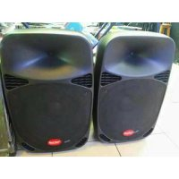 Speaker Monitor Baretone Active 15' 1Set 2 pcs