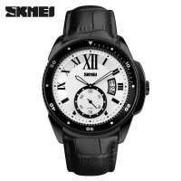 SKMEI Jam Tangan Analog - 1135CL - Black White