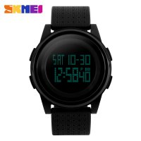 SKMEI Jam Tangan Digital - DG1206 - Black