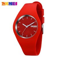 SKMEI Jam Tangan Analog - 9068C - Red