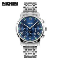 SKMEI Jam Tangan Analog - 9121CS - Blue