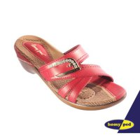 HOMYPED SANDAL WANITA RANIA-B 51 RED