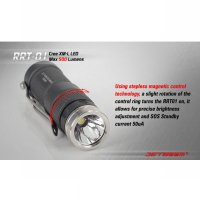JETBeam RRT-01 Senter LED CREE XM-L2 600 Lumens