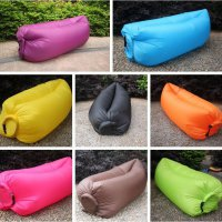 Sofa Angin (Self-inflate Air Sofa)