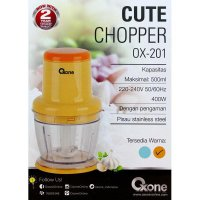 Oxone Cute Chopper (OX-201)