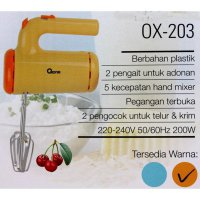 Oxone Cute Hand Mixer (OX-203)