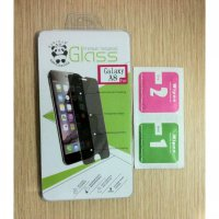 TEMPERED GLASS / SCREEN PROTECTOR RAKKIPANDA SAMSUNG A8