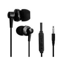 Vivan Resong In-Ear Headsets W3+ Hitam