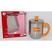 Zebra Giant Double Wall Mug (112045) (SKU:00230.00084)