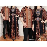 CAT CP Raffi Brown COUPLE BATIK