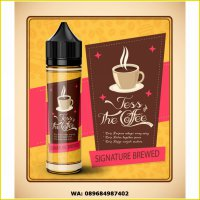 E LIQUID TESS THE COFFEE 60ML/3MG