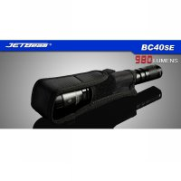 Senter JETBeam BC40SE LED CREE XM-L2 980 Lumens - Black
