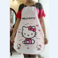 Apron / Celemek Masak Water proof Lucu