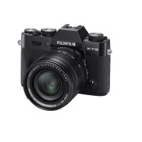 Fujifilm X-T10 Kit XC16-50mm f3.5-5.6 OIS - 16.3 MP - Black