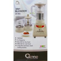 Oxone Blender 3in1 (OX-863)
