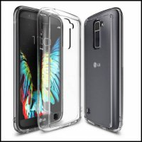 [globalbuy] For LG K10 M2 F670 Clear Cover Case Phone Accessory Mobile Clear Transparent W/3482890