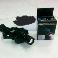 Senter Kepala Zoom | Headlamp |