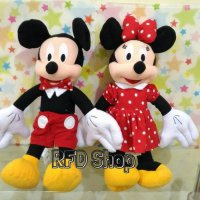 Boneka Mickey Minnie Mouse