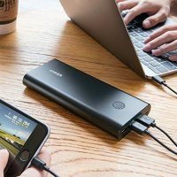 Powerbank ANKER PowerCore+ 26800mAh Quick Charge 2.0 -A1372K11-(RESMI)