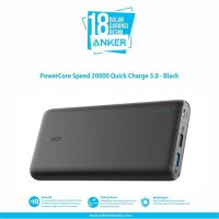 Powerbank ANKER PowerCore Speed 20000mAh Quick Charge 3.0 (A1274H11)