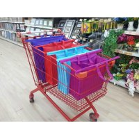 Trolley Bag Shopping Organizer - Grab Bag Baggu - Tas Belanja