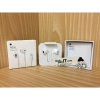 Earpods/Earphone Apple Lightning With Remote and Mic For iPhone 7 (OEM
