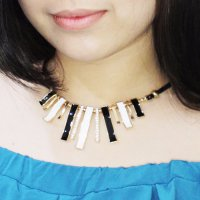 Kalung Geometric / Vintage Necklace Party I