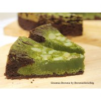 BROWNIES GREEN TEA by @Brownieholicbdg