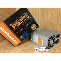 Power Supply Unit/PSU SIMBADDA 380 WATT (Murah & Bergaransi)