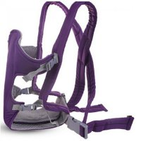 Tas Gendong Bayi / Baby Carrier Backpack - Purple
