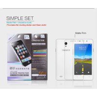 Oppo Joy 3 Nillkin Antiglare Screen Guard Antigores