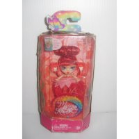 Boneka Barbie Magic of the Rainbow Red Tooth Peri Gigi Original
