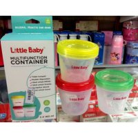 Little Baby Food Container