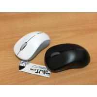 RAPOO M11 Wireless Optical Mouse USB With 1000 DPI (BERGARANSI)